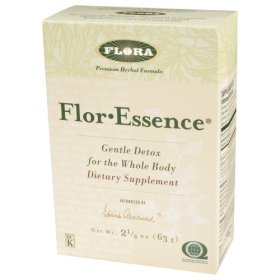 Flora, Inc. FlorEssence Tea, Dry for a natural and health-giving tea experience.