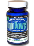 ImmPower supercharges the immune system, providing unsurpassed support for peak Natural Killer (NK) cell function, the immune systems front-line defense. Studies of emotional and physical stress show ImmPowers ingredient, AHCC, reduces NK cell suppression  a result that helps improve symptoms of fatigue and support the immune systems defenses..