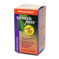 New Chapter's Turmericforce is the most important herb for cardiovascular health, most important herbal COX-2 anti-inflammatory,. and most important herb for maintaining DNA integrity. AKA Turmeric Force.