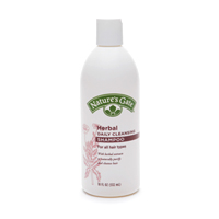 Nature's Gate Herbal Daily Cleansing Shampoo is an herbal shampoo designed both to be effect and completely natural.