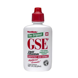 NutriBiotic GSE Liquid Concentrate (2oz) is a liquid compound of GSE that can be used for many things ranging from a surface cleaner to a water purifier.
