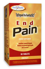 End Pain is used by athletes and others to relieve pain and inflammation, and provide support to muscles and joints..