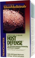 Host Defense increases killer cell activity and supports the immune system..