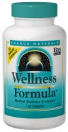 Wellness Formula boosts the immune system, generally supports health and well-being. A powerful, well balanced combination of herbs, antioxidants, vitamins, and minerals..