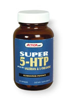 Super 5-HTP from Action Labs is a natural seratonin booster, improving mood, enhancing sleep and lessening the effects of anxiety on the body..