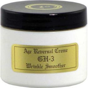 Tierra GH3 Age Reversal Wrinkle Cream (2 oz) is a completely safe way to naturally restore your youthful glow by reducing the signs of aging in your face.