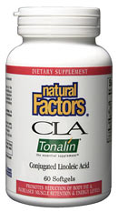 CLA Tonalin helps to reduce body fat, fight cancer, and increase muscle mass..