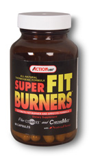 Action Labs Super Fit Burners is a great way to burn fat and lose weight. It suppresses the appetite and is all-natural..