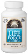 Source Naturals Life Force Multiple is a dietary supplement that helps support your daily preventative care routine..