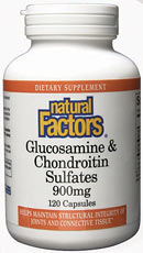 Glucosamine and Chondroitin occur naturally in the body and are building blocks of healthy cartilage and other connective tissue. Recent scientific studies have validated their beneficial relationship to enhanced joint mobility..