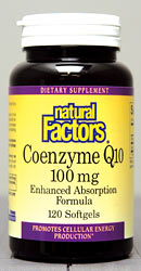 New- Lower price -  Coenzyme Q10 softgels contain a base of rice bran oil for enhanced absorption and is essential for cellular energy production..