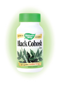Black Cosh has been found to be especially effective in reducing the occurance of hot flashes in menopausal women. It also decreases excessive sweating and it is effective in helping promote a restful sleep..