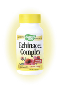 Nature's Way Echinacea Root Complex is another great premium product from Nature's Way that supports your body's natural immune functions.