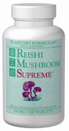 Reishi Mushroom is found to have anti-inflammatory effects and can help to relieve arthritis..