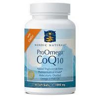 Nourish your heart, circulatory system, brain, and memory with ProOmega CoQ10 from Nordic Naturals..