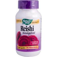 Nature's Way Reishi extract is collected from the whole fruiting body. It has been a folk remedy in China for thousands of years and was considered an 'elixir of life.' Reishi is a tonic mushroom that is used to promote wellness and vitality..