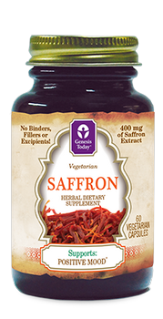 The ancient and exotic spice Saffron has become well known for its help in reducing appetite and supporting a positive mood. .
