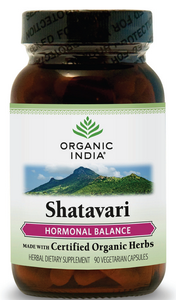Shatavari (wild asparagus) is one of the most nourishing and wholesome sources of phytoestrogens..