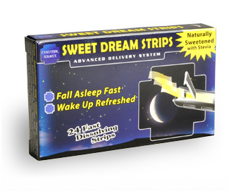 Advanced Fast Acting Strip Technology  Helping You Get a Healthy Nights Sleep.