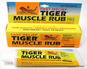 Tiger Balm Muscle Rub is a fast acting cream that is specially formulated for athletes and active people, effectively relieving muscle pain and stiffness..