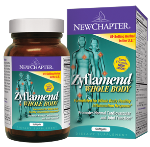 Zyflamend Wholebody is The Premier Herbal Formula for Whole-Body Healthy Inflammation Response.